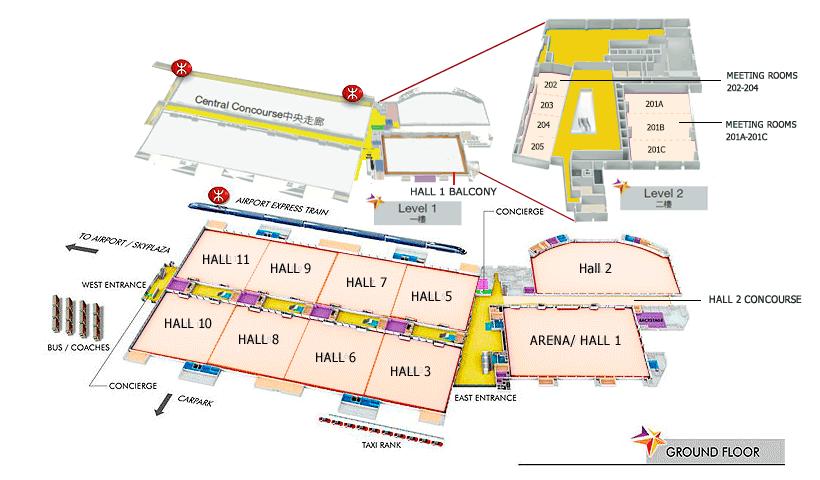 HKTDC Hong Kong International Building and Hardware Fair