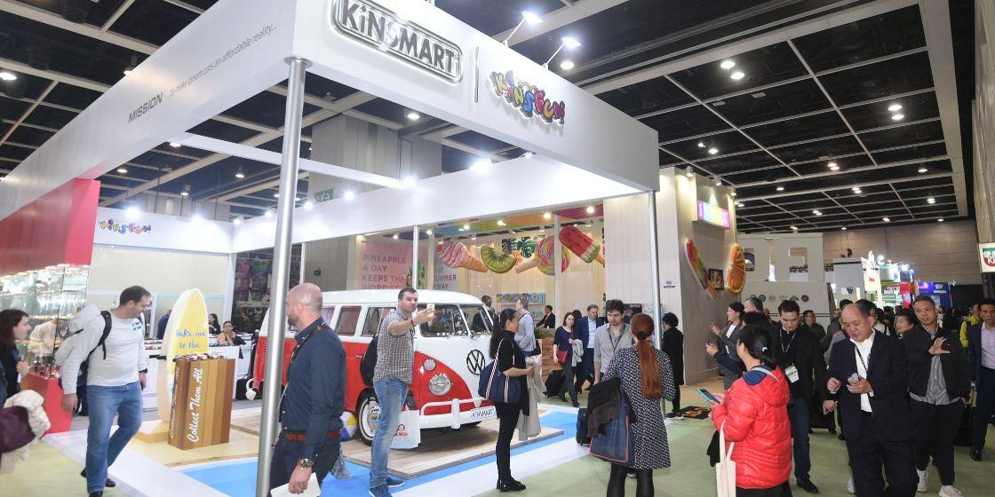HKTDC Hong Kong Toys & Games Fair