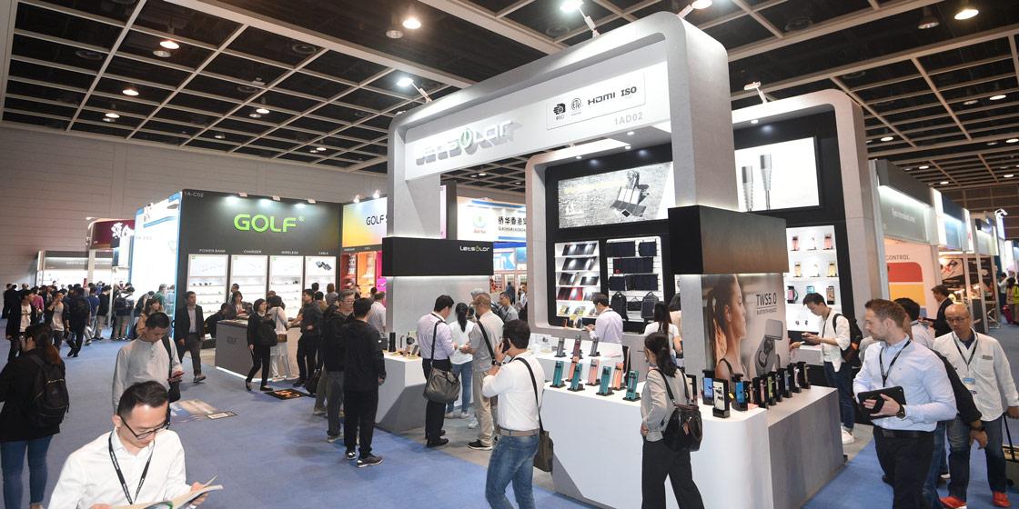 HKTDC Hong Kong Electronics Fair (Spring Edition)